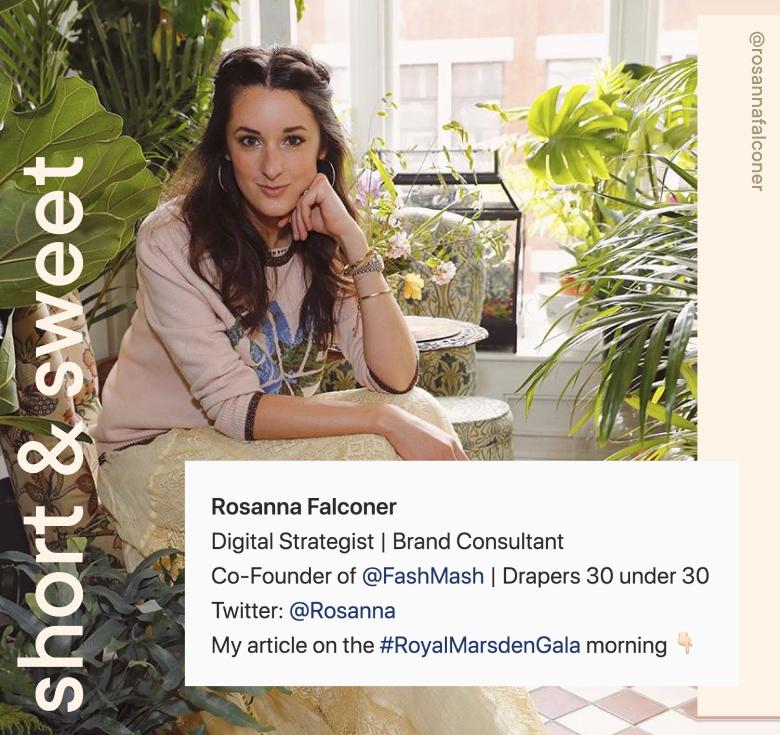 Milkshake | School of Instagram | Lesson 6: Supercharge Your Insta Bio | @rosannafalconer