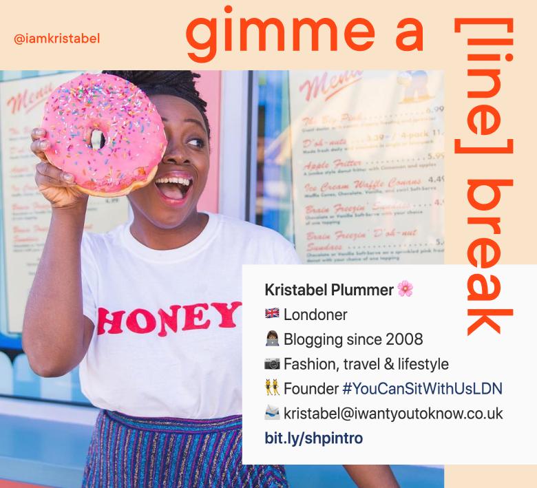 Milkshake | School of Instagram | Lesson 6: Supercharge Your Insta Bio | @iamkristabel