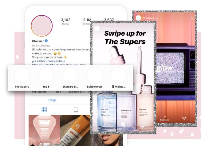 Milkshake | School of Instagram | Lesson 5: How To Use Instagram Stories Highlights
