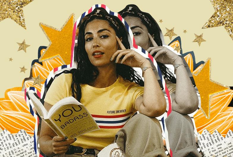Milkshake | Q&A | Alya Mooro | Diversity on Instagram