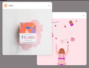 Tsuno Branding