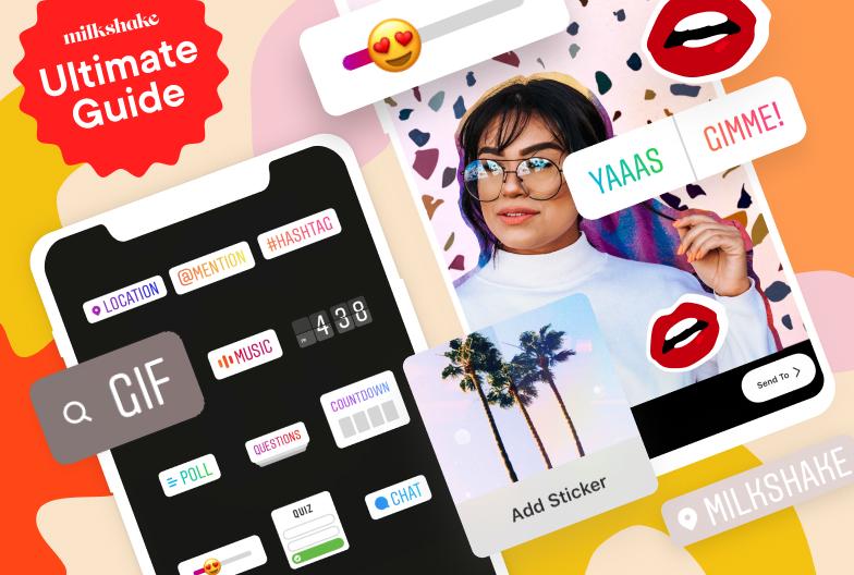 Milkshake - The Ultimate Instagram Stories Toolkit