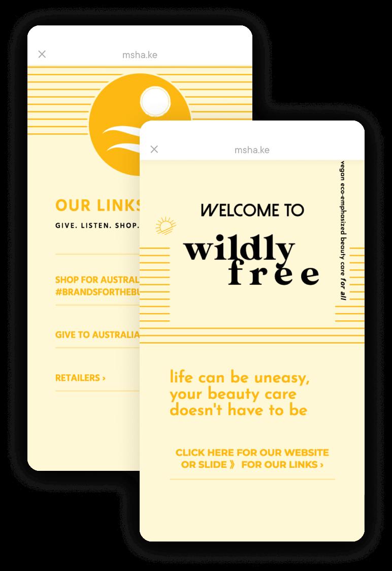 Milkshake Android App - Wildly Free