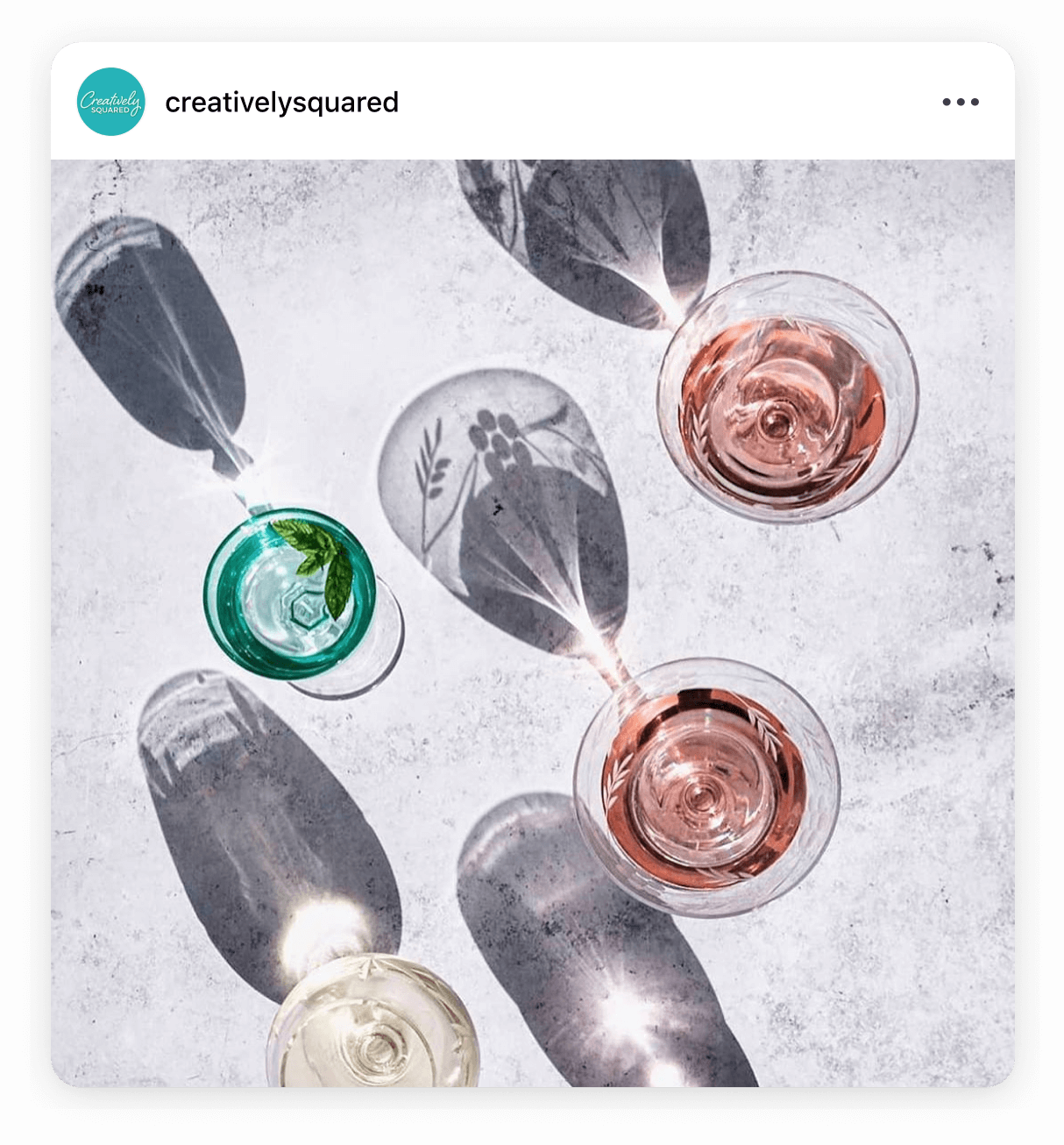 Creatively Squared – Instagram